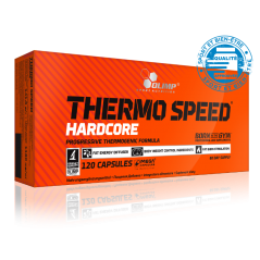 THERMO SPEED Hardcore 120caps version Française
